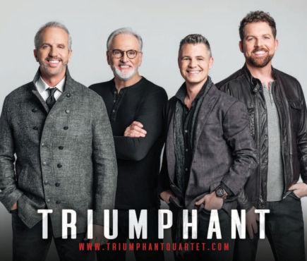 Triumphant Quartet. www.triumphantquartet.com