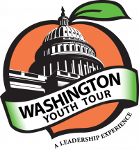 Logo. Washington Youth Tour. A Leadership Experience.